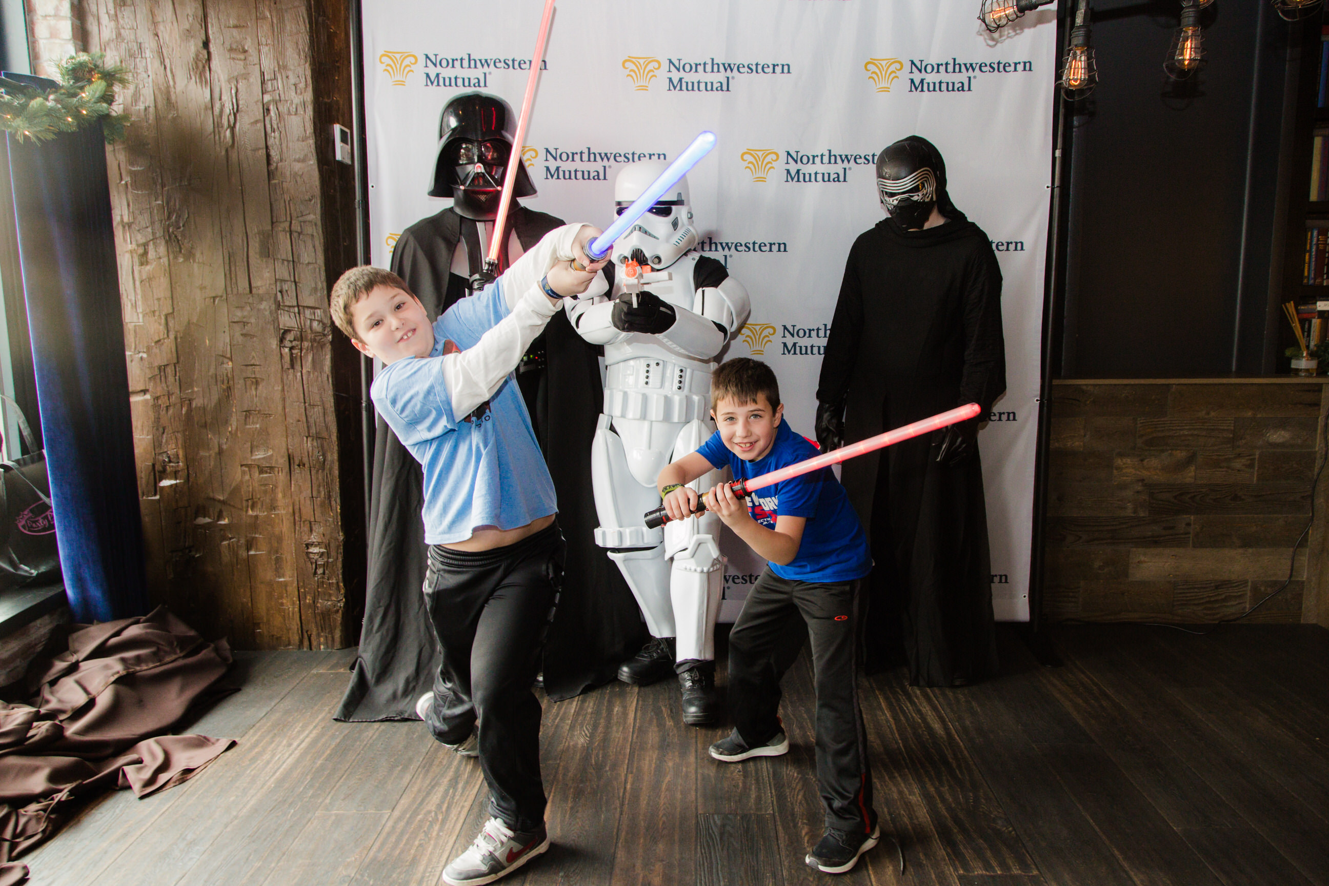 NYC Corporate Event Photographer Northwestern Mutual Event