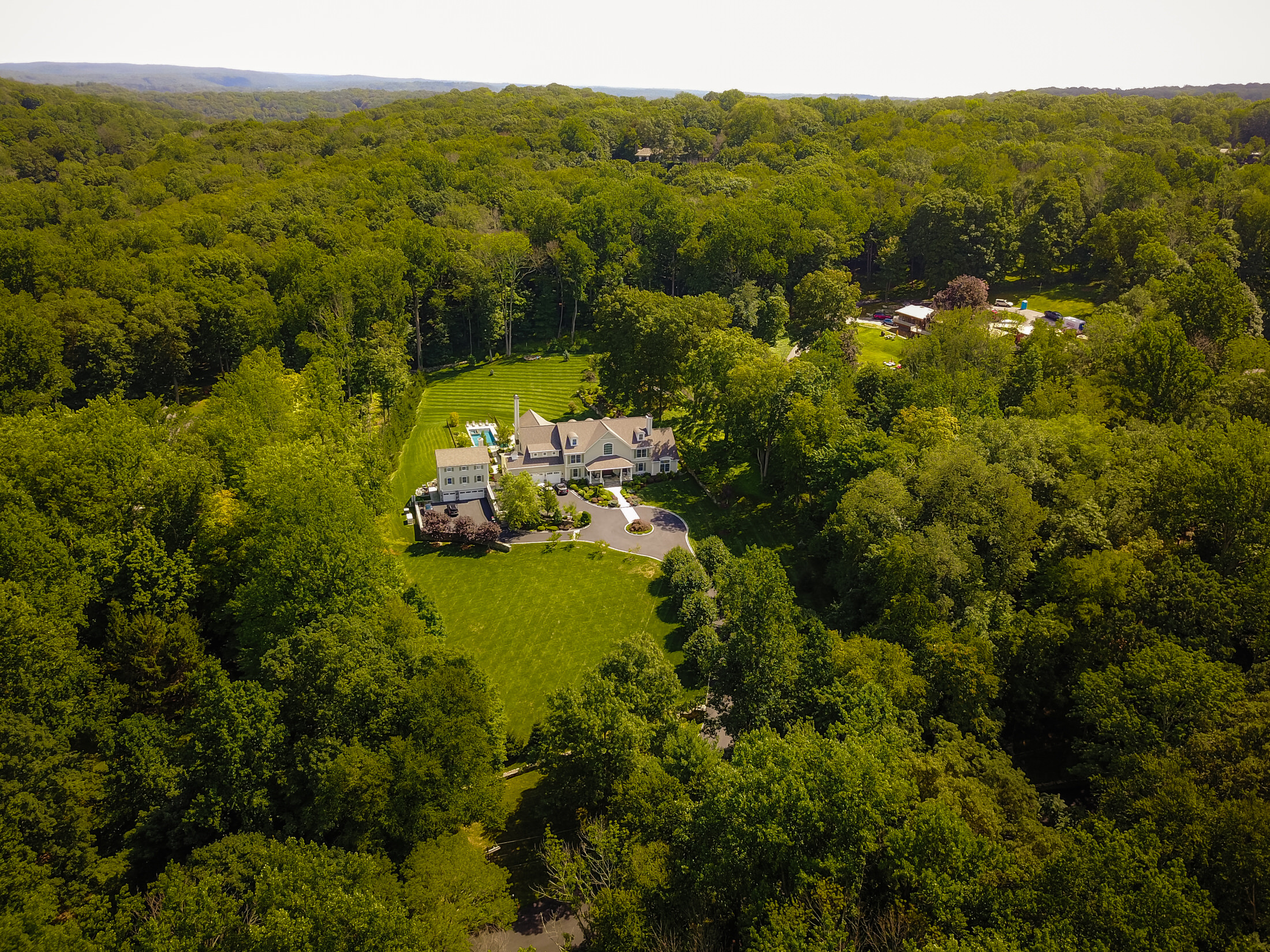 aerial drone real estate photographer